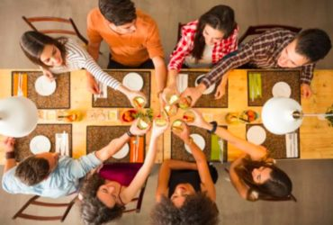 Flirting, Friendship, Food: Workshop + Dinner Sat Nov 4